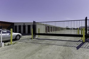Security Gate - Total Storage Self-Storage - Storage Winnipeg