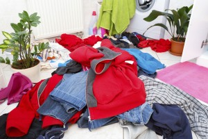 Laundry Pile - Total Storage Self-Storage - Winnipeg Storage