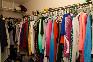 Ask Yourself This Question Before You Purge Your Closet