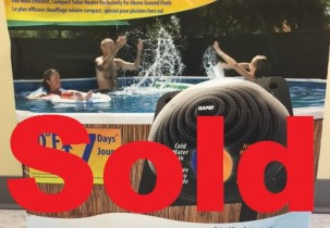 pool sold