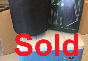camping sold
