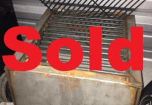 sold fire pit