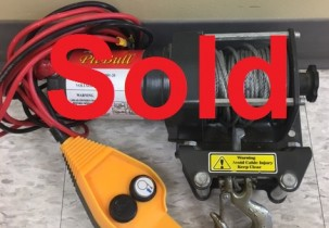 sold winch
