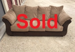 sold couch