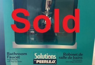 sold faucet