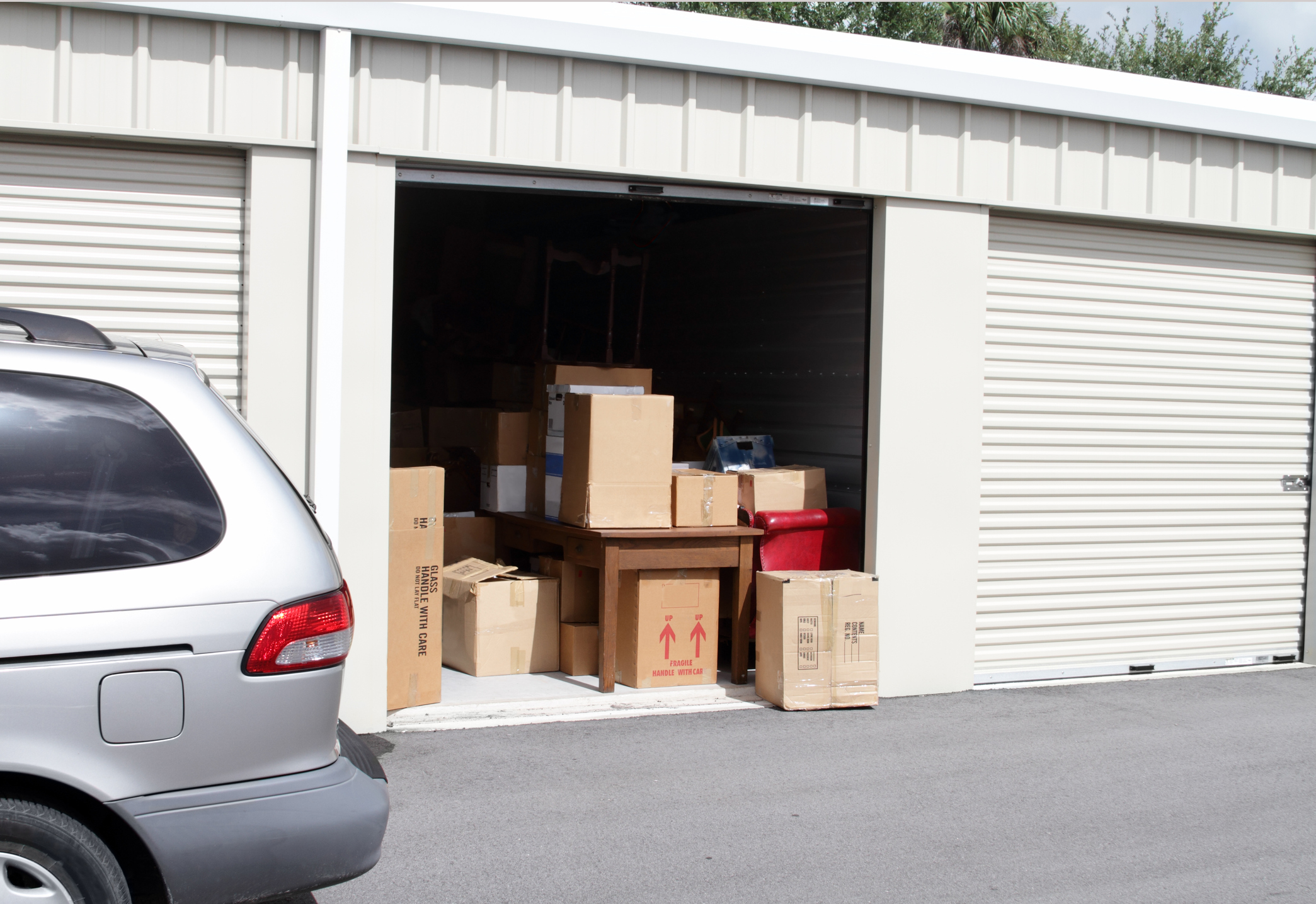 The Top 10 Weirdest Things to Come Out of a Storage Unit Ever