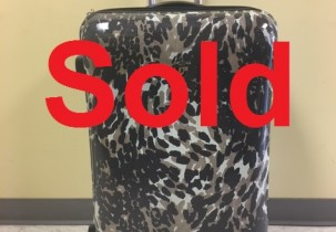 sold suitcase