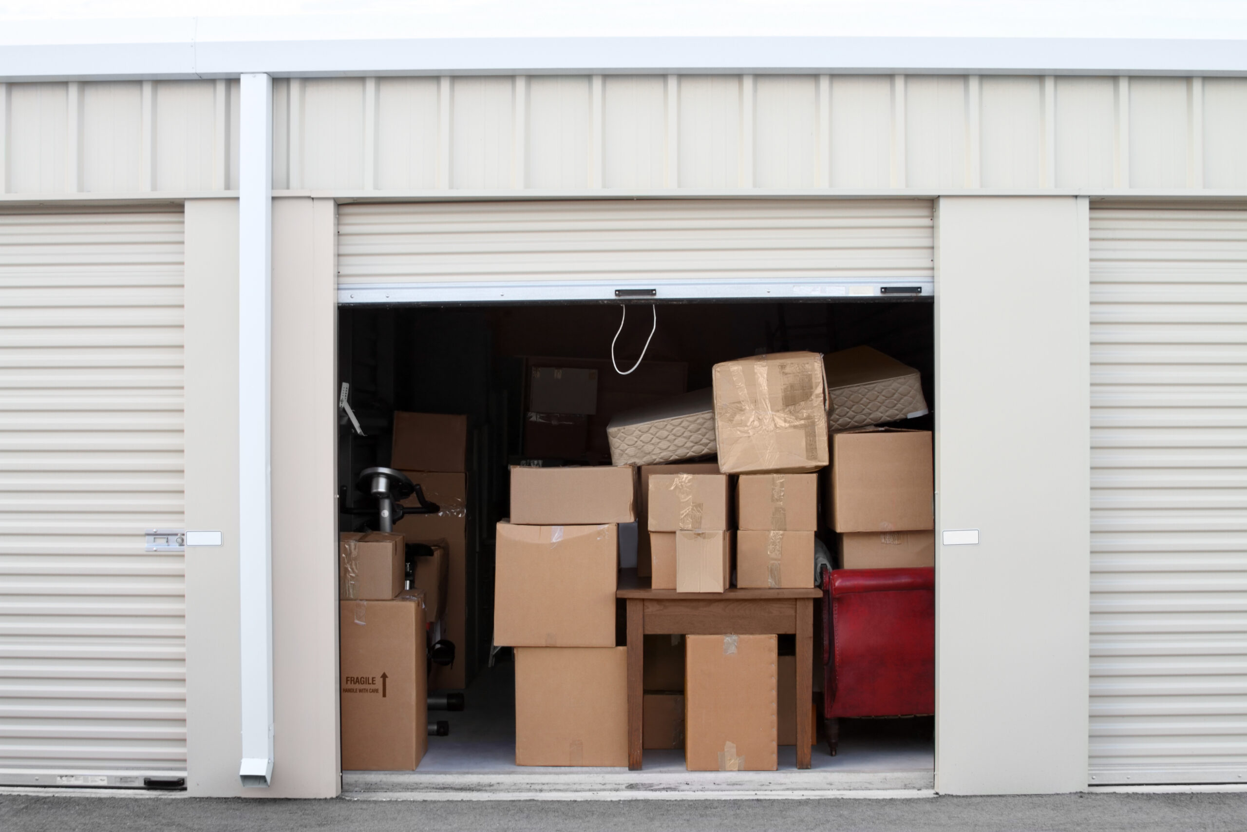 Storage Unit Insurance: What You Need to Know