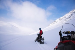 Prepare your Snowmobile for Summer Storage