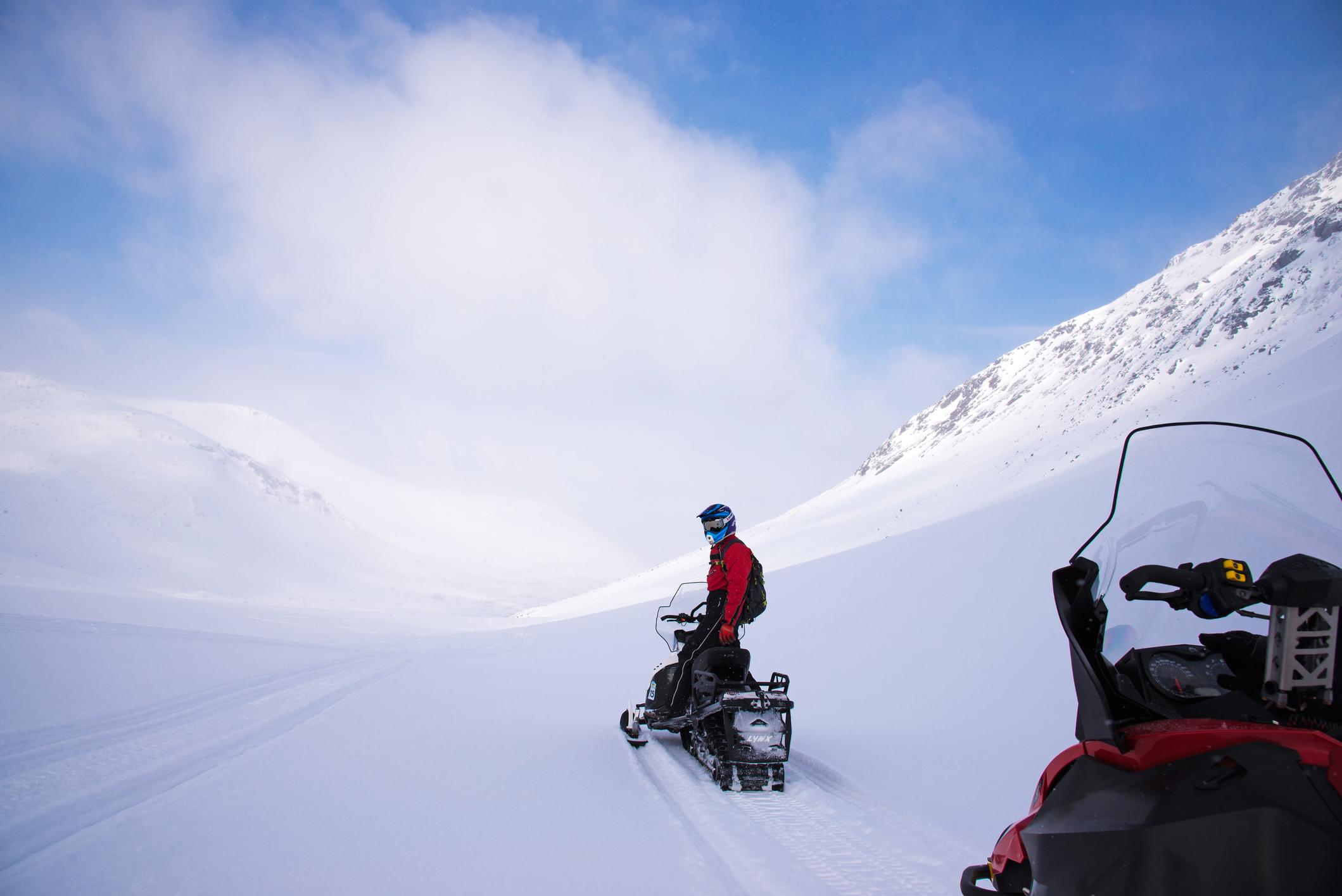 Prepare your Snowmobile for Summer Storage