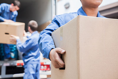 Arrange Movers - Five Things to do Before You Move - Winnipeg Self Storage