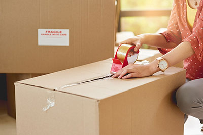 Pack Ahead of Time - Five Things to do Before You Move - Winnipeg Self Storage