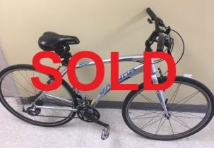 bike sold