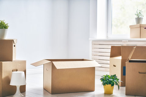 How many moving boxes and what moving supplies will you need for moving? - Winnipeg Moving Boxes - Winnipeg Moving Supplies - Total Storage Winnipeg