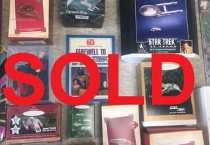 star trek sold