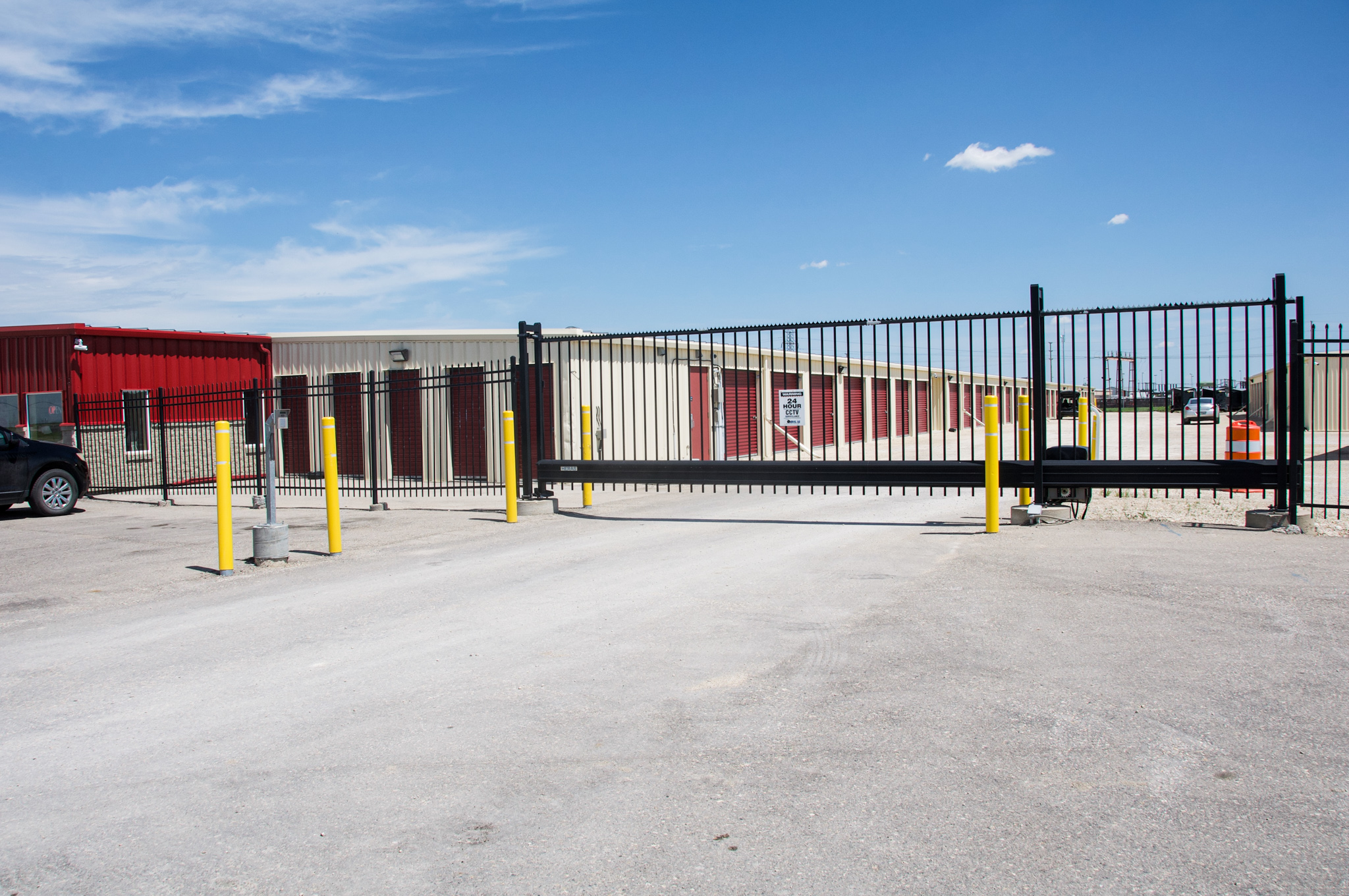 What to look for when selecting a storage facility.